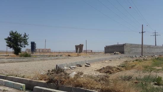 حال نواحی شمال کمربندی تاکستان خوب نیست