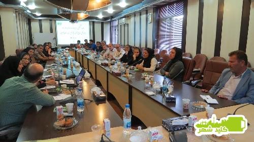 تشکیل دبیر خانه تشکلهای منابع طبیعی و زیست محیطی استان